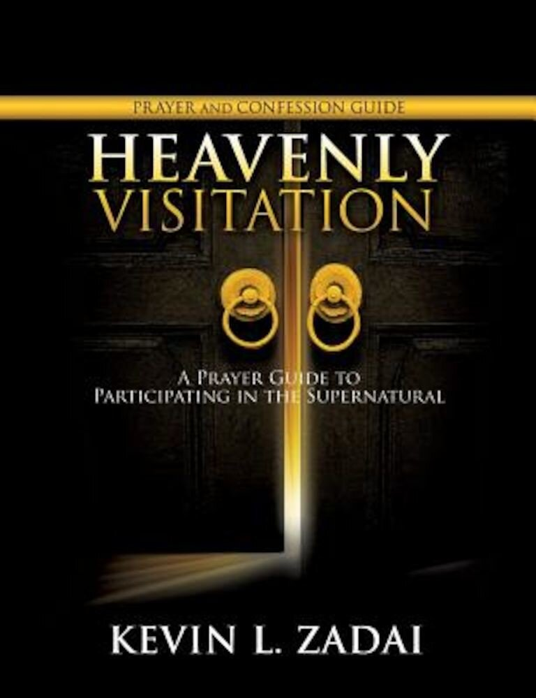 Heavenly Visitation Prayer and Confession Guide, Paperback