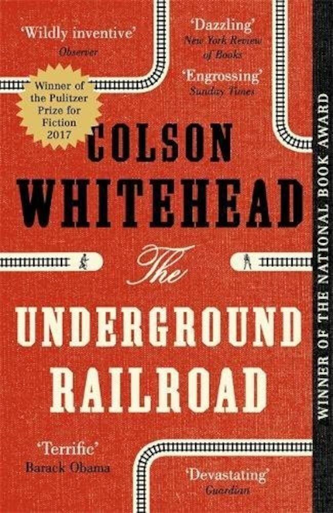 Coperta Carte Underground Railroad