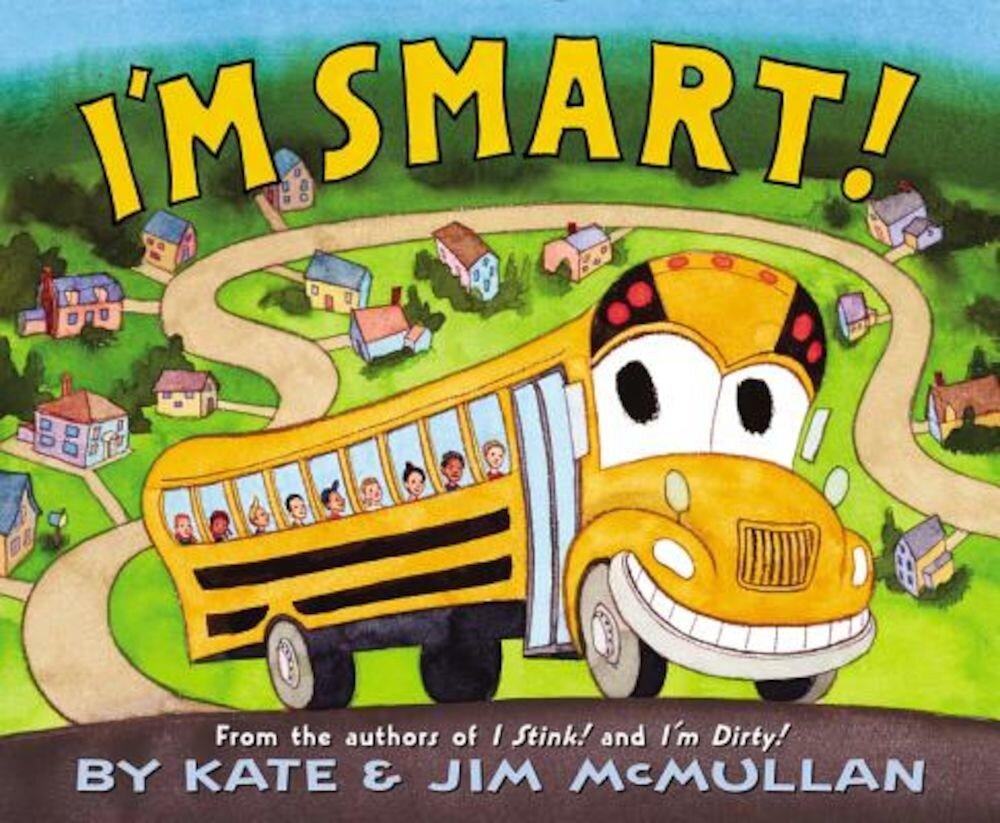 I'm Smart!, Hardcover