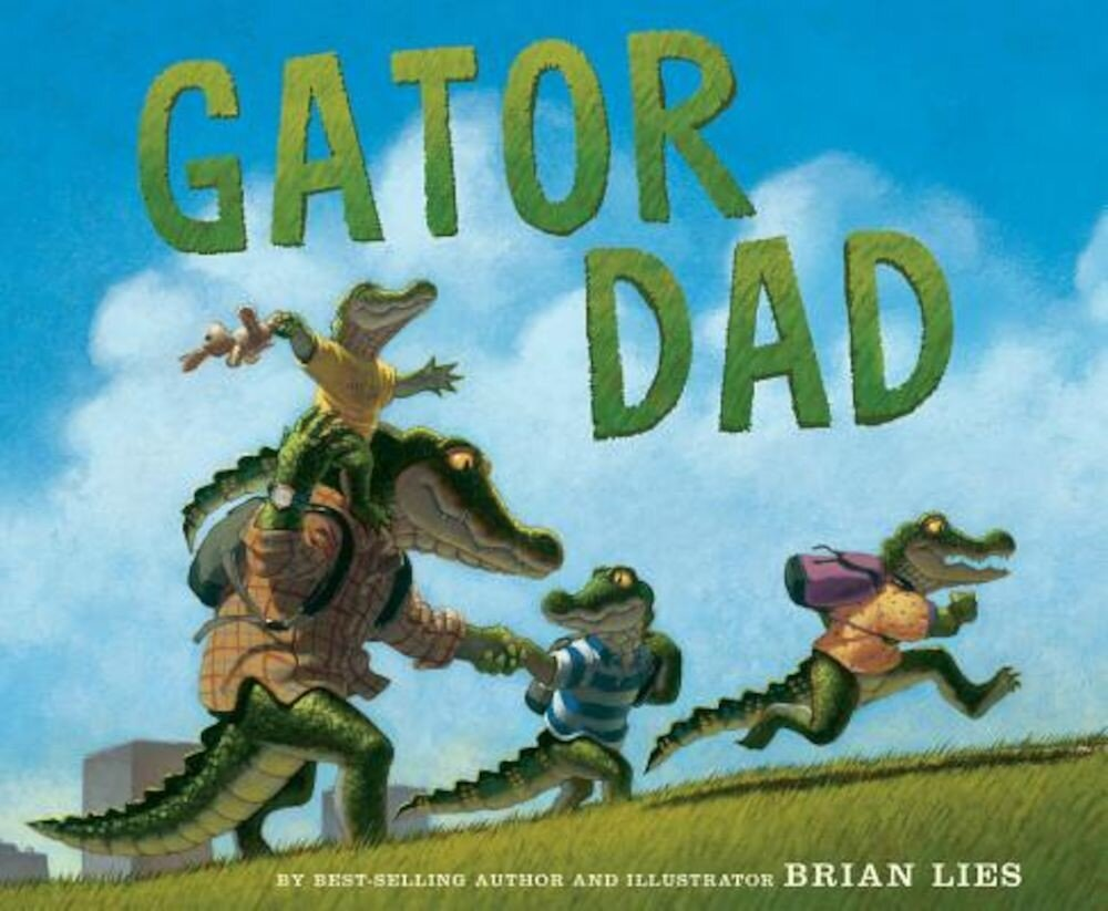 Gator Dad, Hardcover