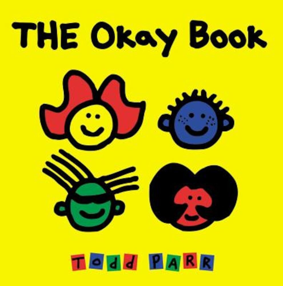 The Okay Book, Hardcover