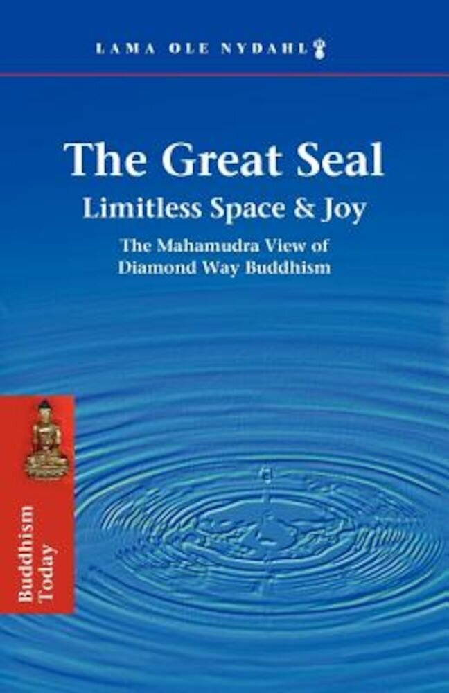 The Great Seal: Limitless Space & Joy: The Mahamudra View of Diamond Way Buddhism, Paperback