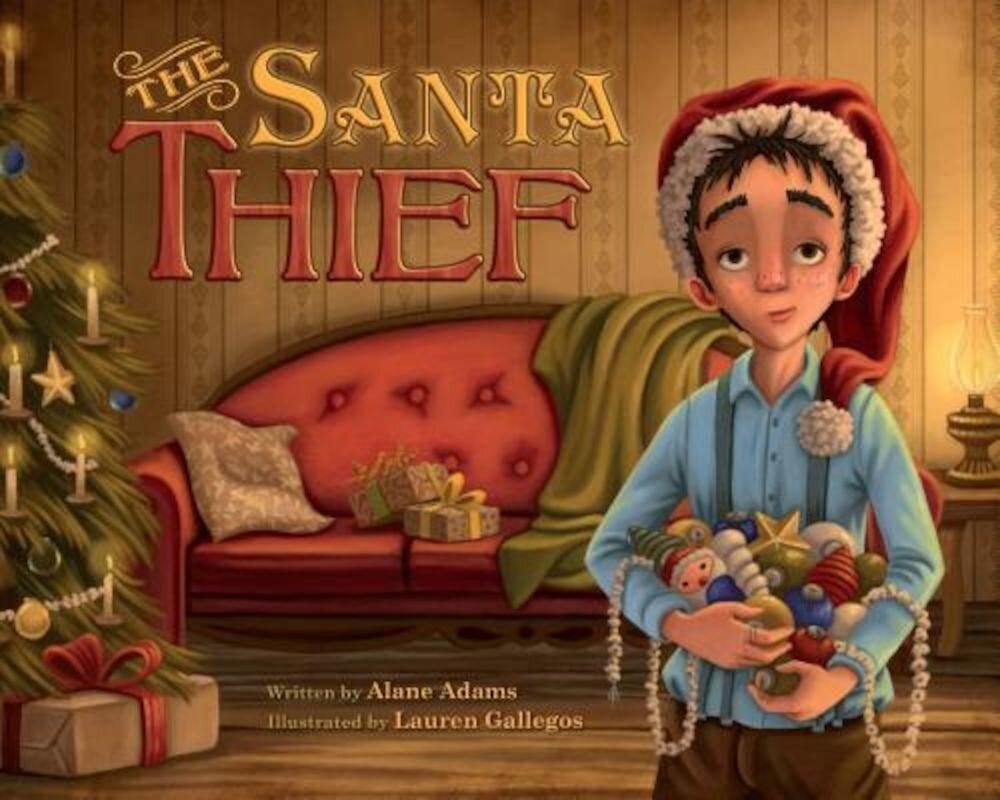 The Santa Thief, Hardcover
