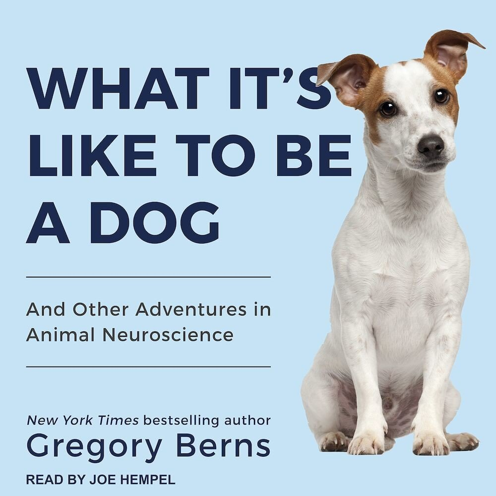 Coperta Carte What It's Like to Be a Dog: And Other Adventures in Animal Neuroscience, Audiobook