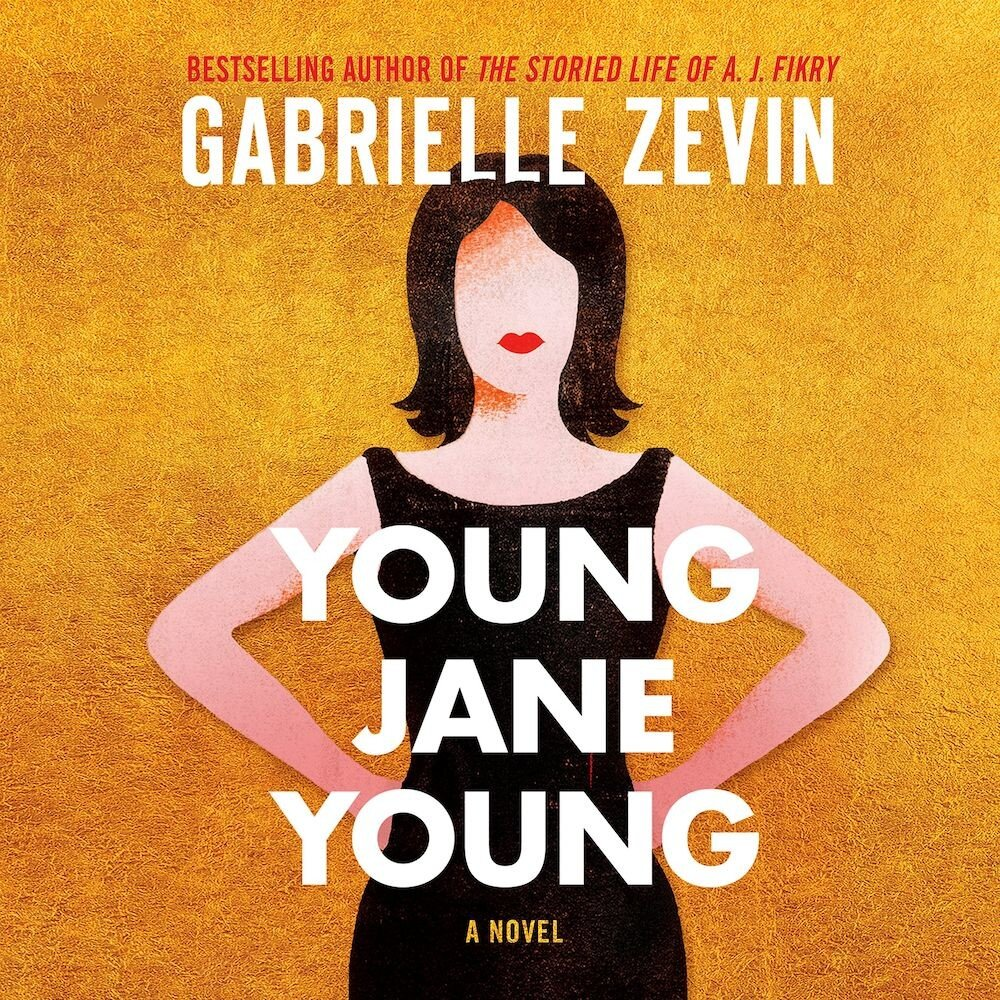 Coperta Carte Young Jane Young, Audiobook