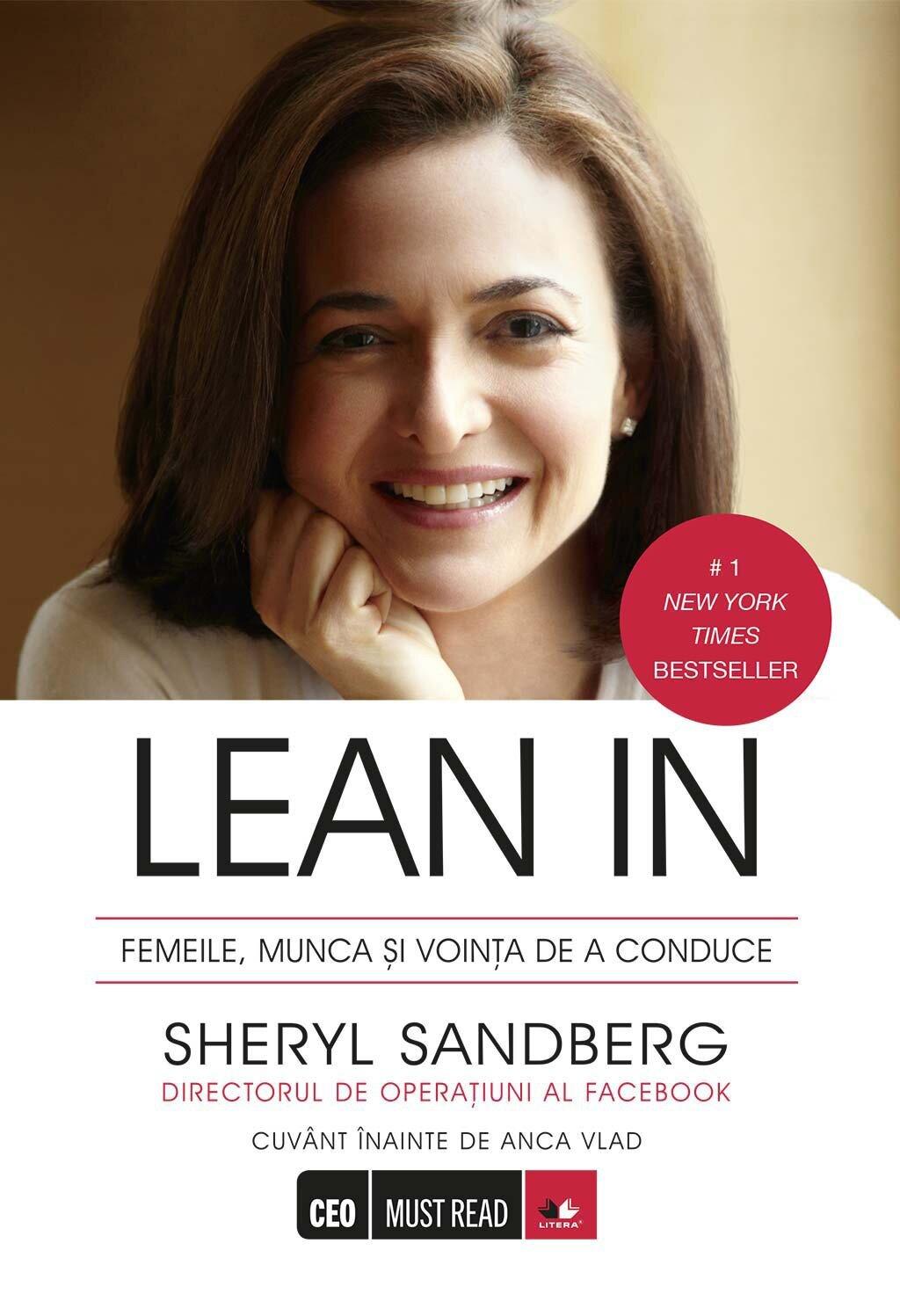 Lean In. Femeile, munca si vointa de a conduce (eBook)