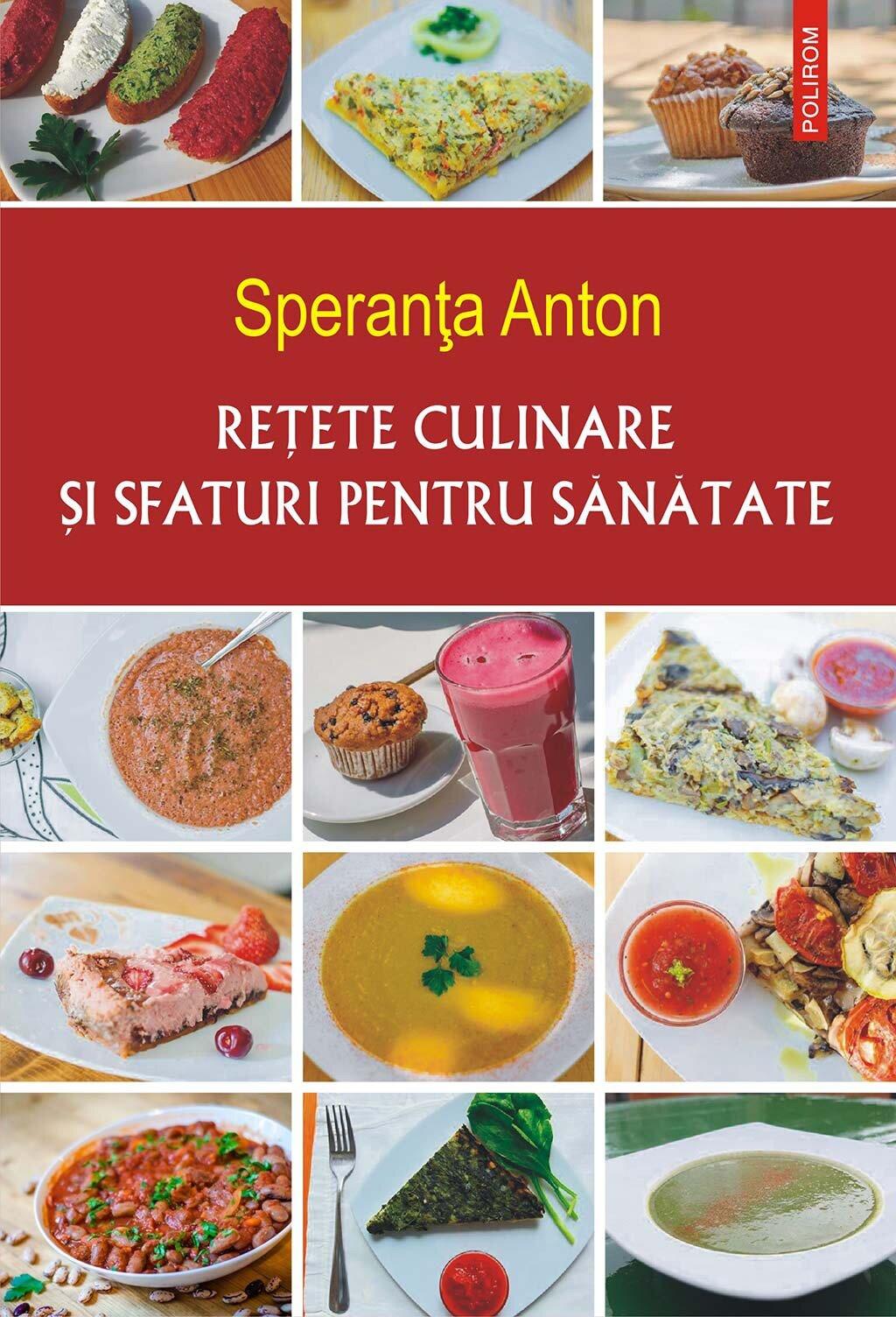 Retete culinare si sfaturi pentru sanatate PDF (Download eBook)