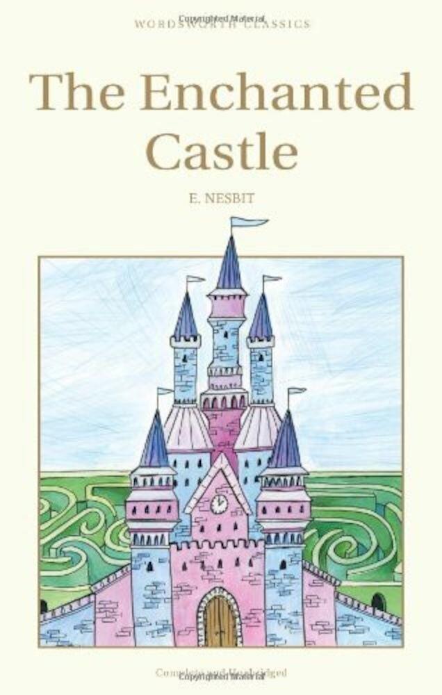 Coperta Carte The Enchanted Castle