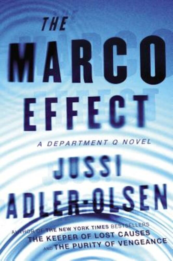 The Marco Effect: A Department Q Novel, Paperback