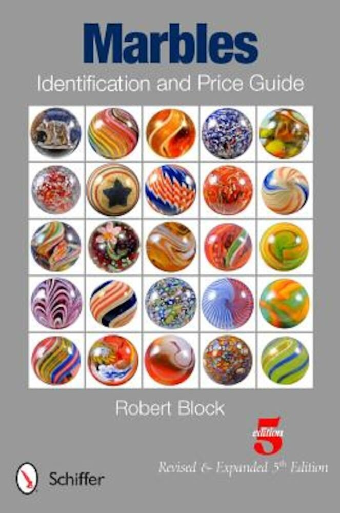 Marbles Identification and Price Guide, Paperback