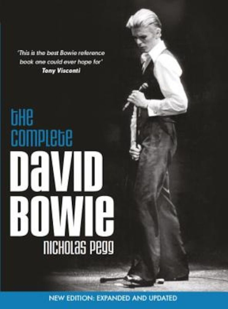The Complete David Bowie, Paperback