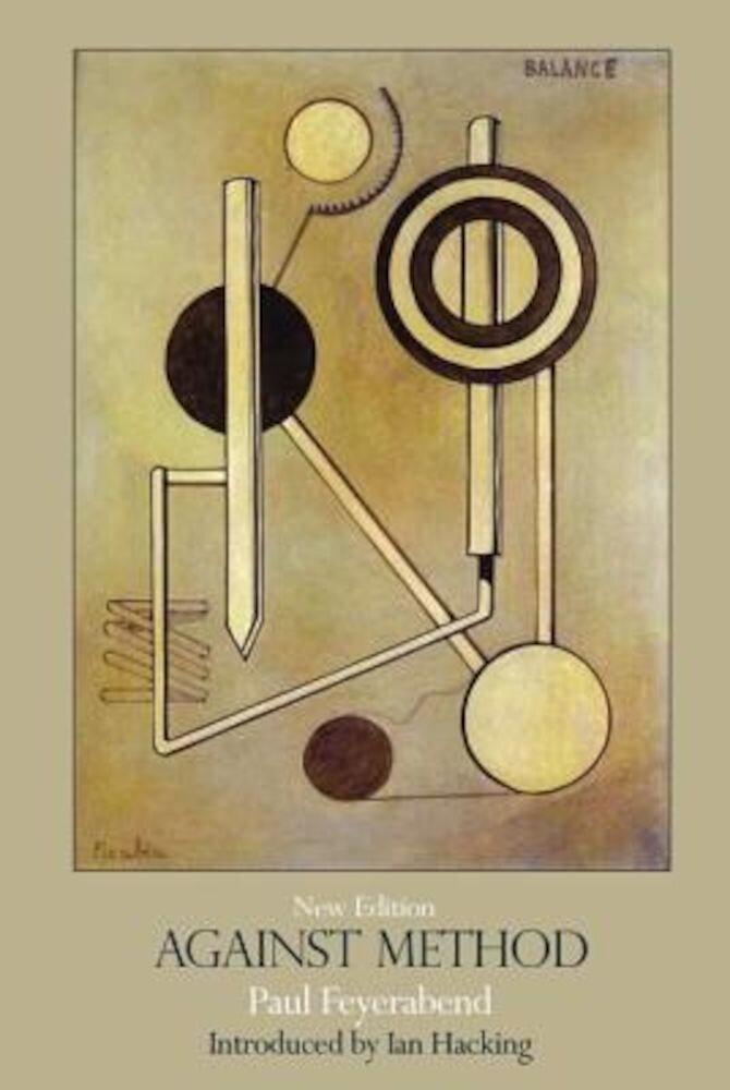 Against Method, Paperback