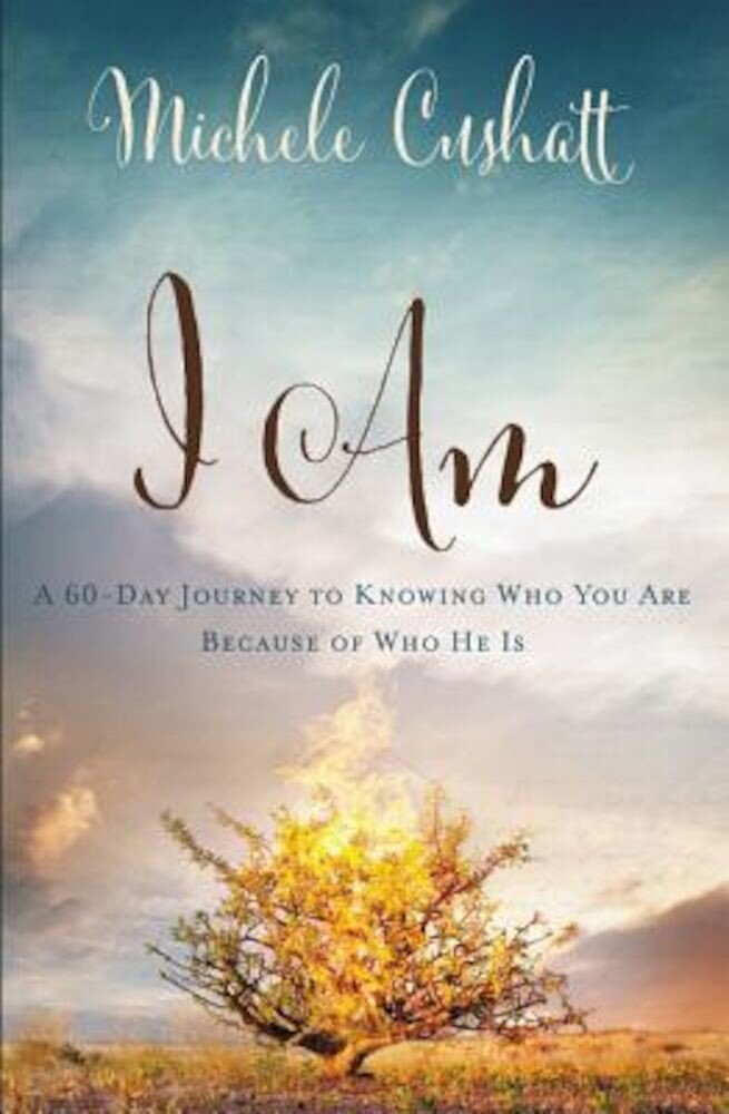 I Am: A 60-Day Journey to Knowing Who You Are Because of Who He Is, Paperback