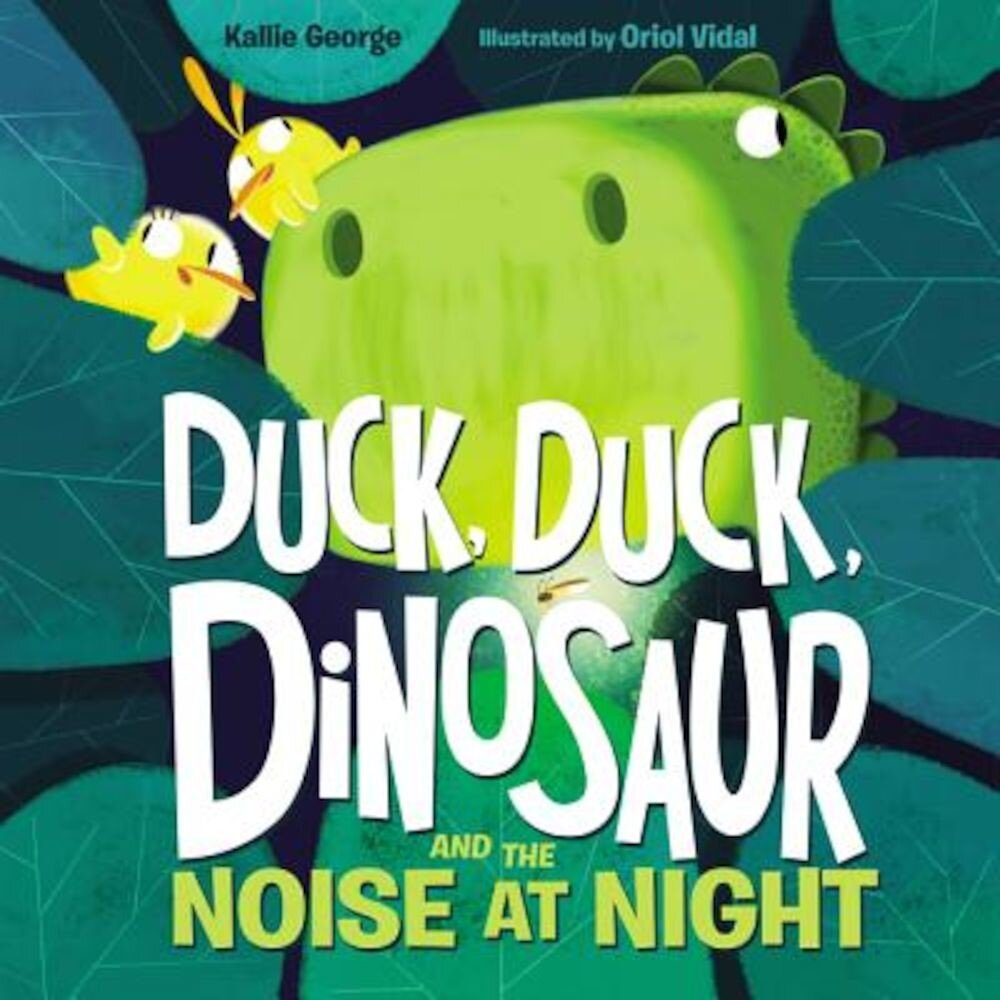 Duck, Duck, Dinosaur and the Noise at Night, Hardcover