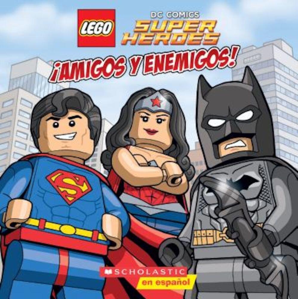 Lego DC Super Heroes: Amigos y Enemigos!, Paperback