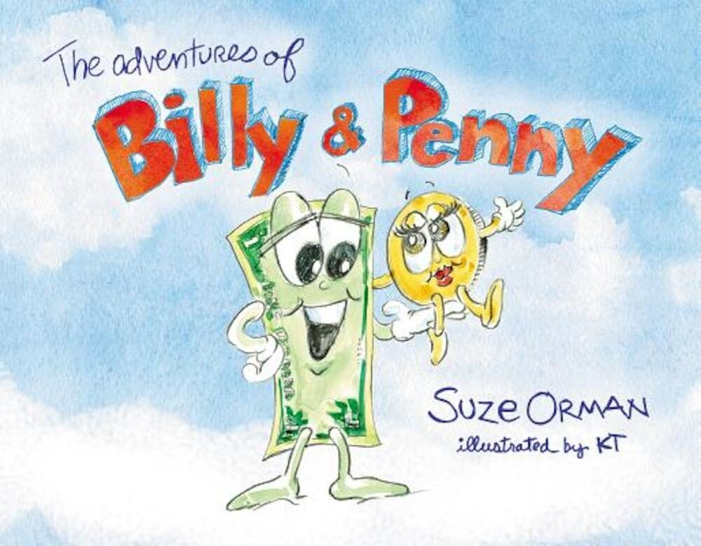 The Adventures of Billy and Penny, Hardcover