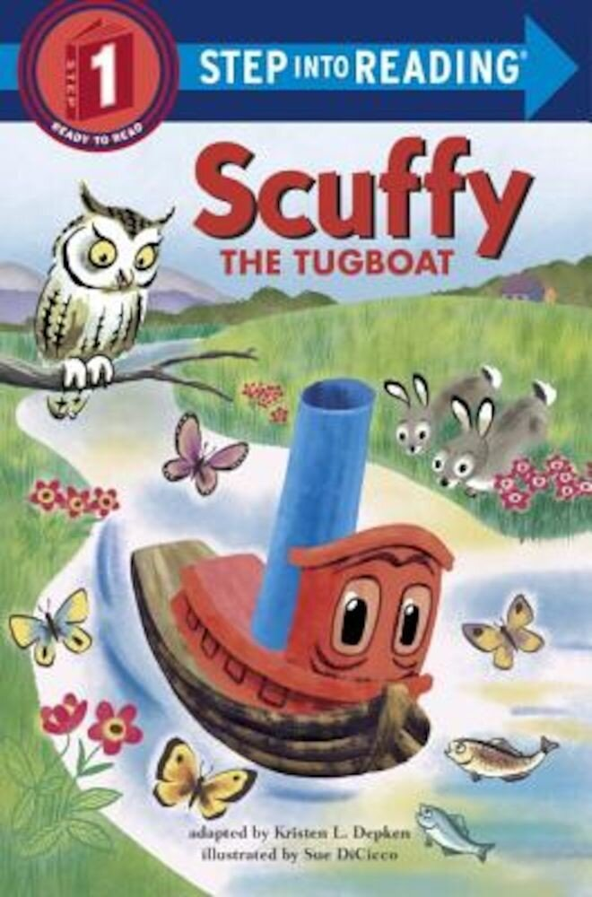 Scuffy the Tugboat, Paperback