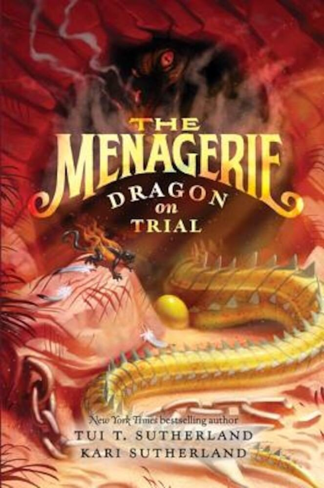 Dragon on Trial, Hardcover