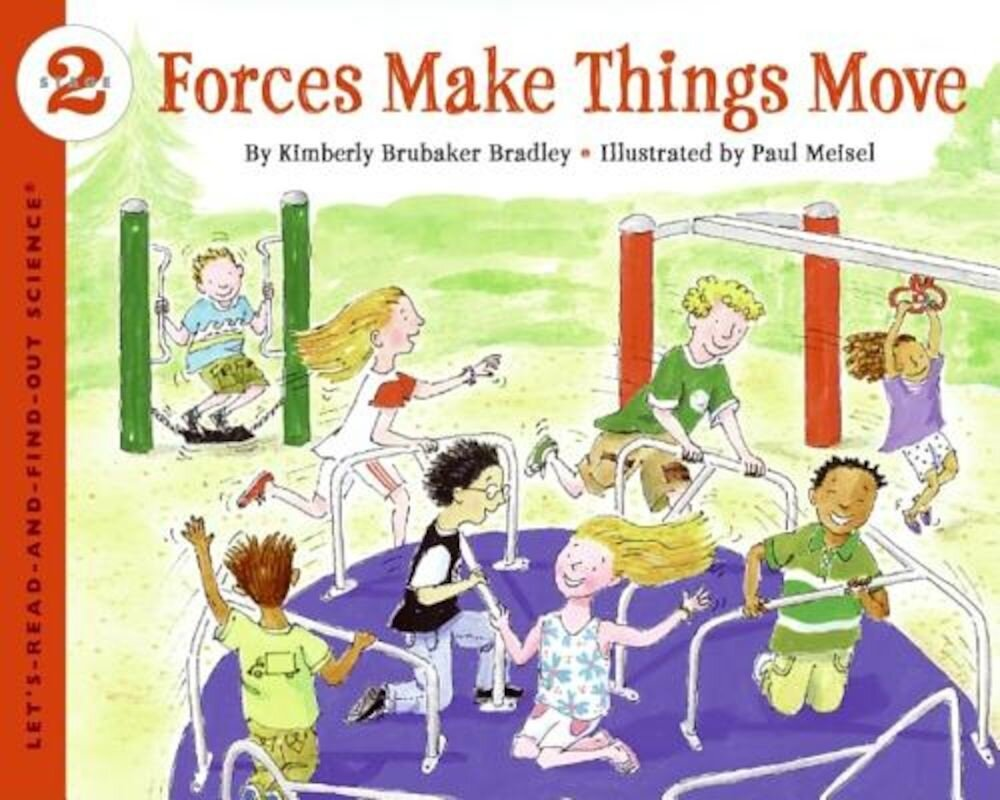 Forces Make Things Move, Paperback