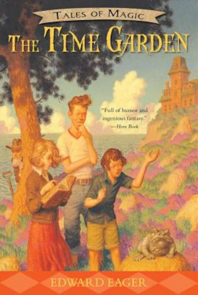 The Time Garden, Paperback