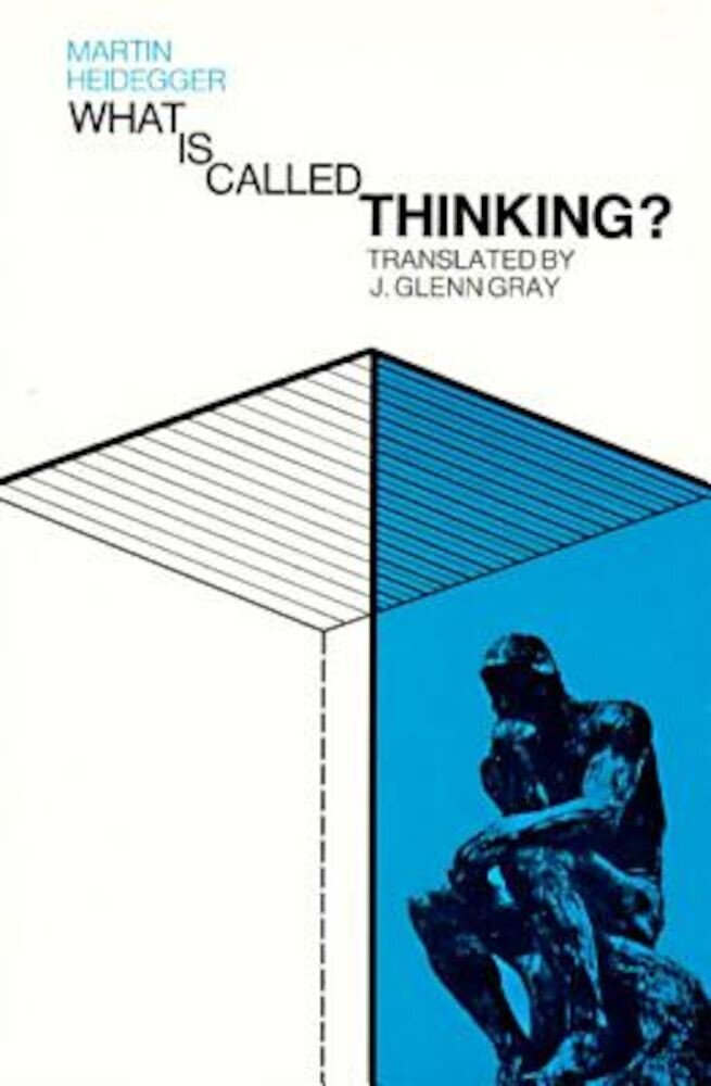 What Is Called Thinking?, Paperback