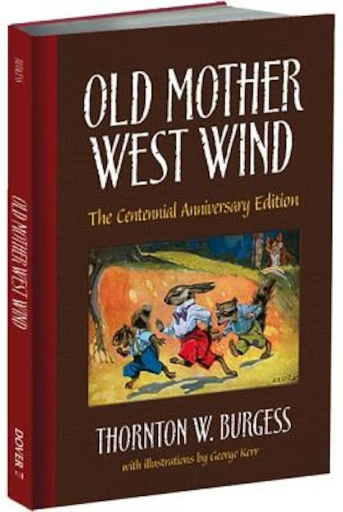 Old Mother West Wind, Hardcover