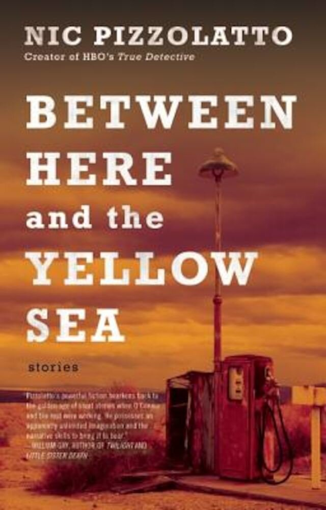 Between Here and the Yellow Sea, Paperback