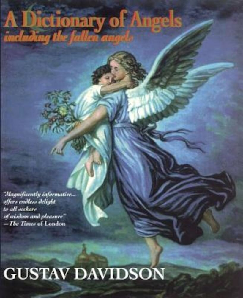 Dictionary of Angels, Paperback