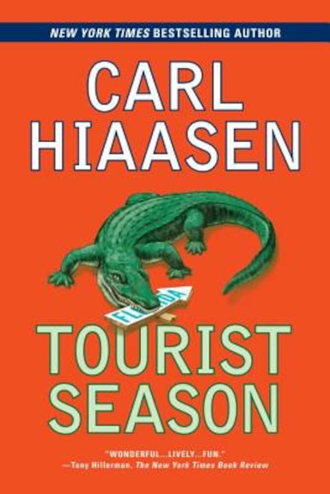 Tourist Season, Paperback