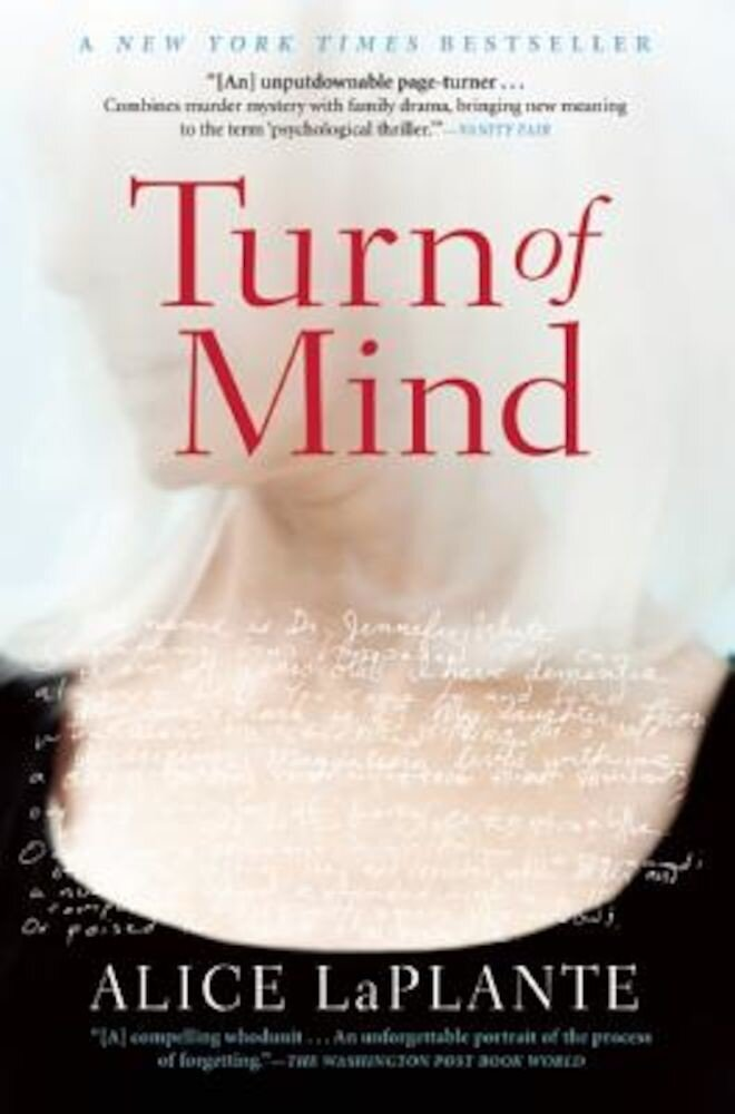 Turn of Mind, Paperback
