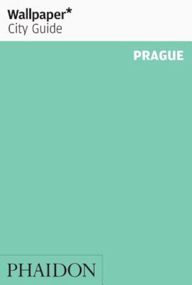 Wallpaper City Guide Prague, Paperback