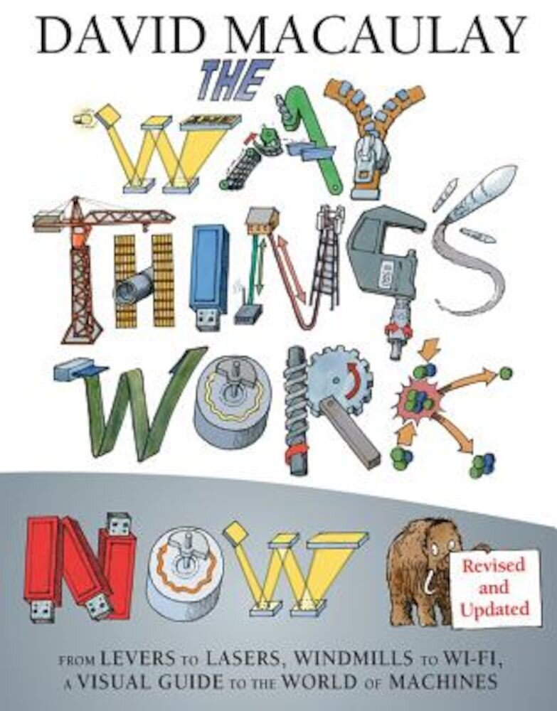 The Way Things Work Now, Hardcover