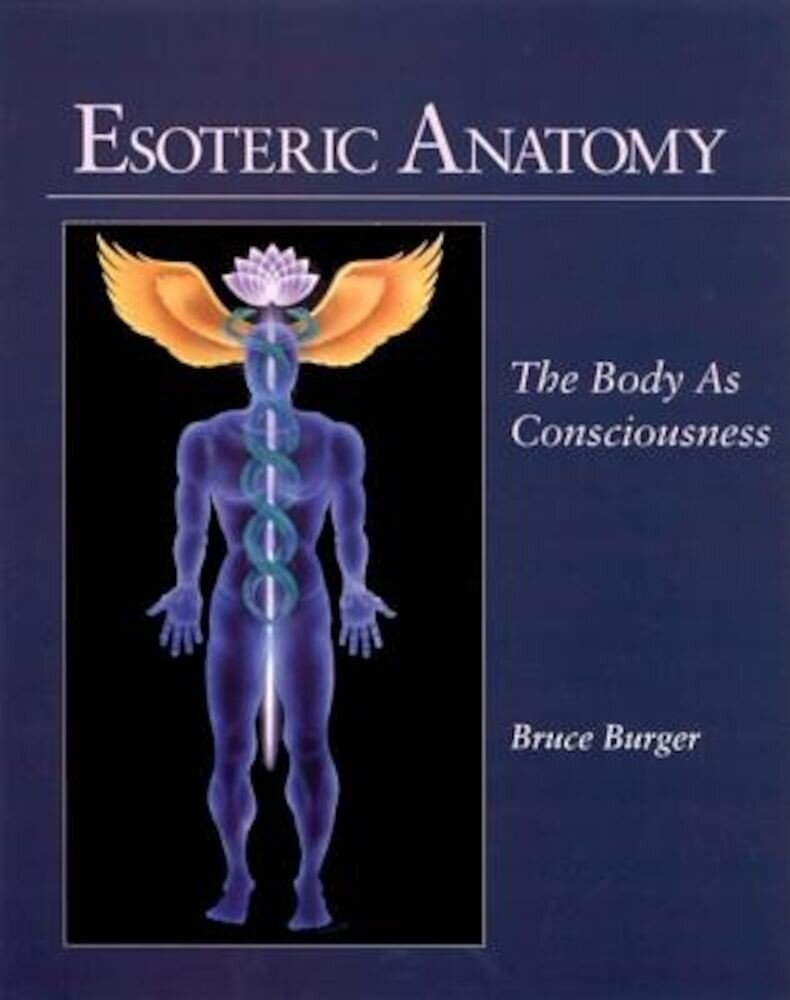 Esoteric Anatomy: The Body as Consciousness the Body as Consciousness, Paperback