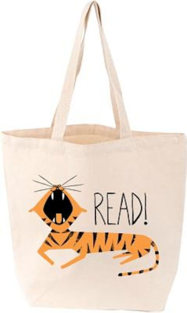 Read! Tiger: A Babylit(r) Tote, Hardcover