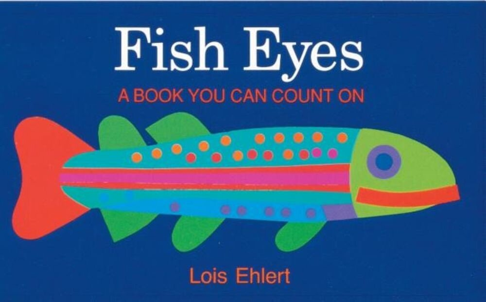 Fish Eyes: A Book You Can Count on, Hardcover