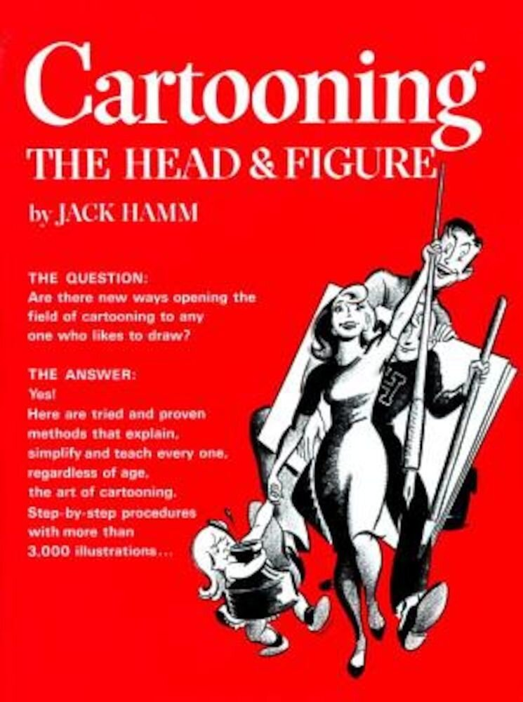 Cartooning the Head & Figure, Paperback