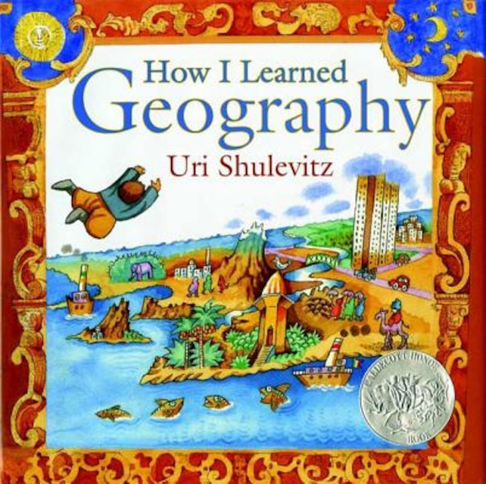 How I Learned Geography, Hardcover