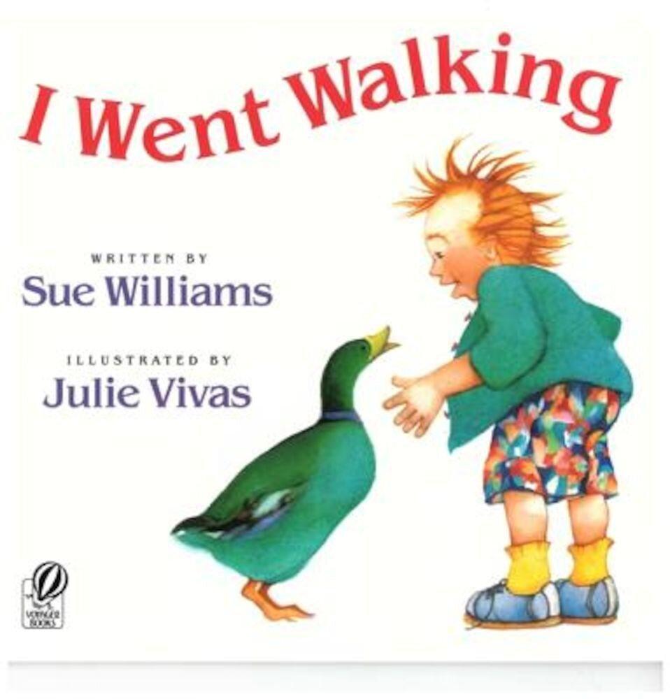 I Went Walking, Paperback