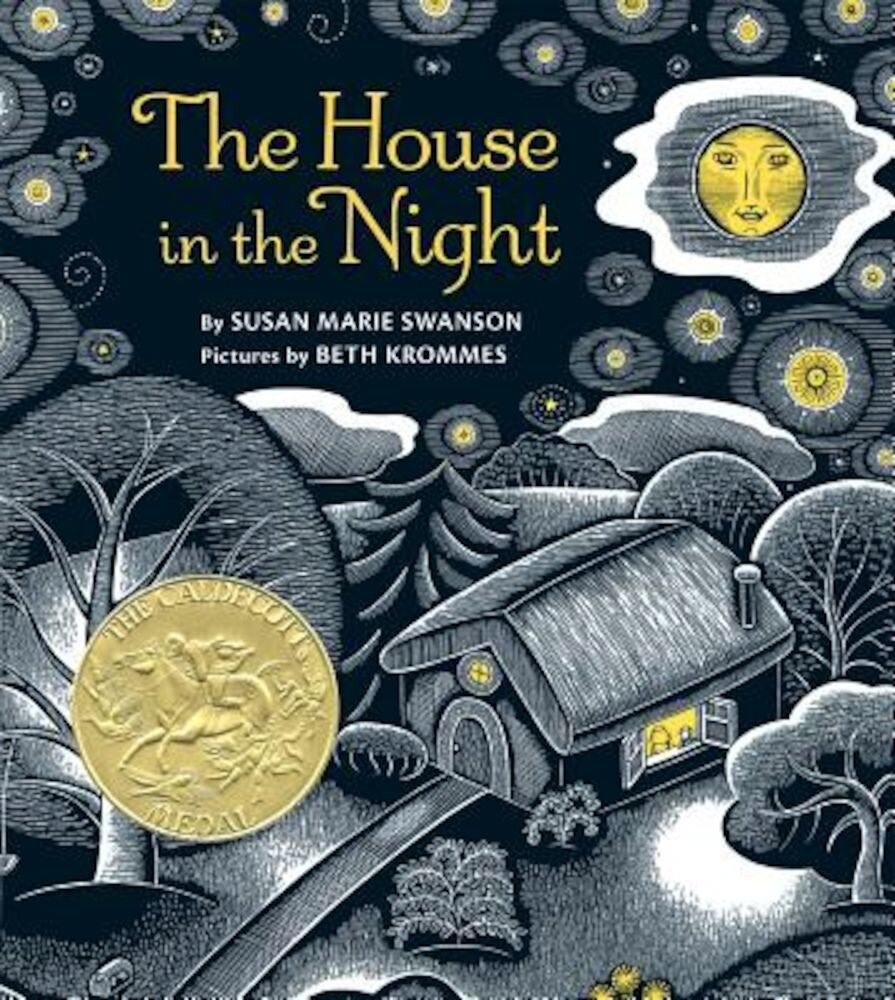 The House in the Night Board Book, Hardcover