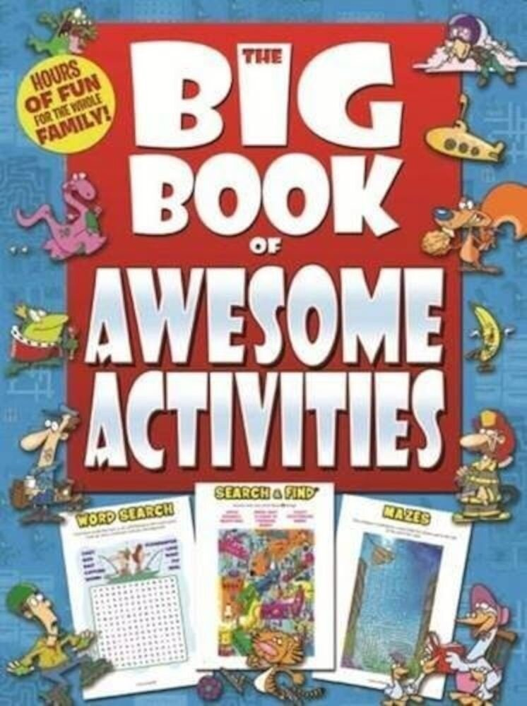 Big Book of Awesome Activities (Big Books Series)