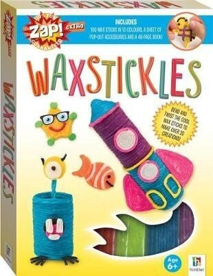 ZAP EXTRA Waxsticles
