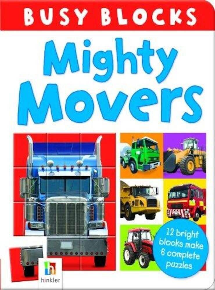 Mighty Movers (Busy Blocks series)