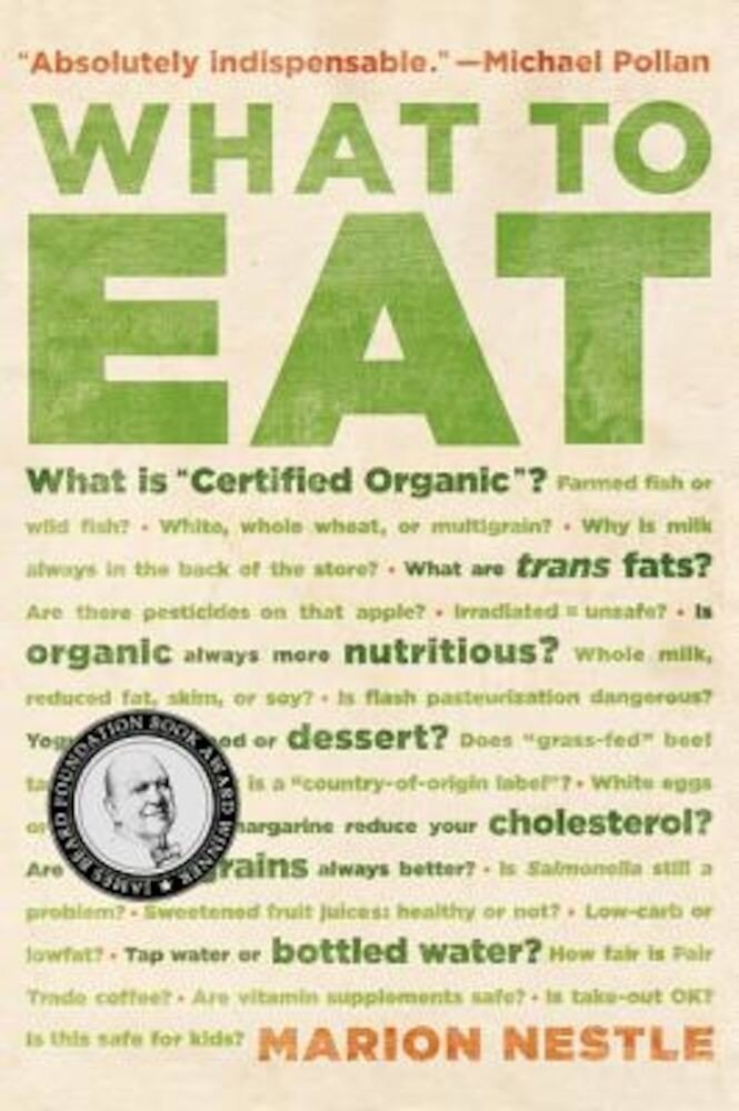 What to Eat, Paperback