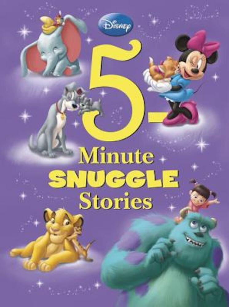 Disney 5-Minute Snuggle Stories, Hardcover