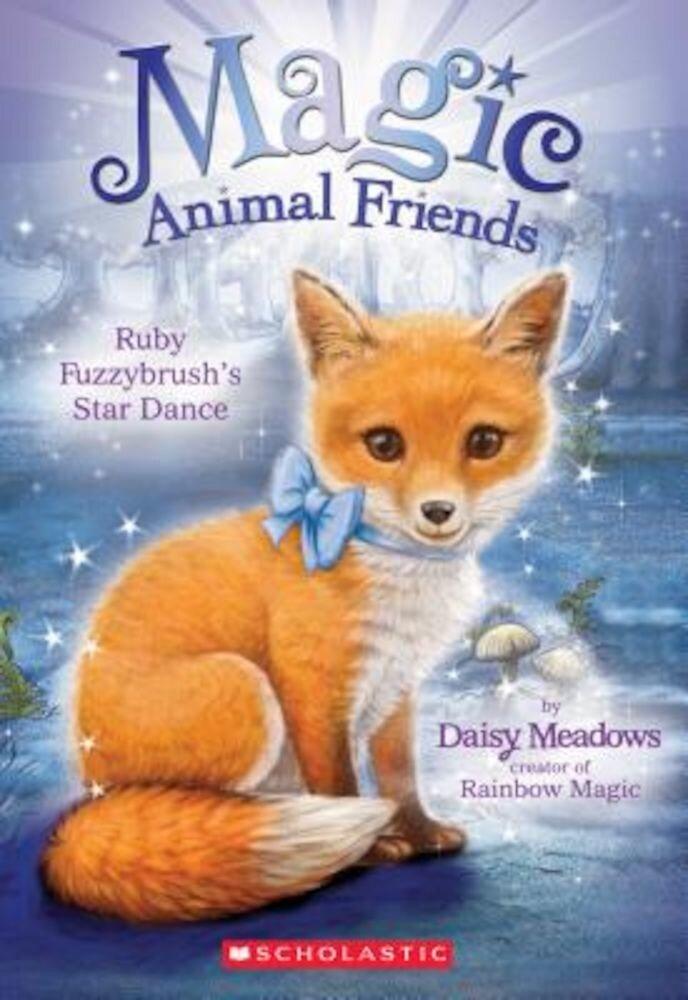 Ruby: Fuzzybrush's Star Dance, Paperback