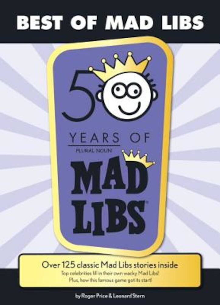 Best of Mad Libs, Paperback