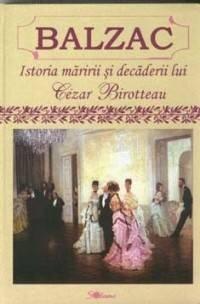 Istoria maririi si decaderii lui Cezar Birotteau (eBook)