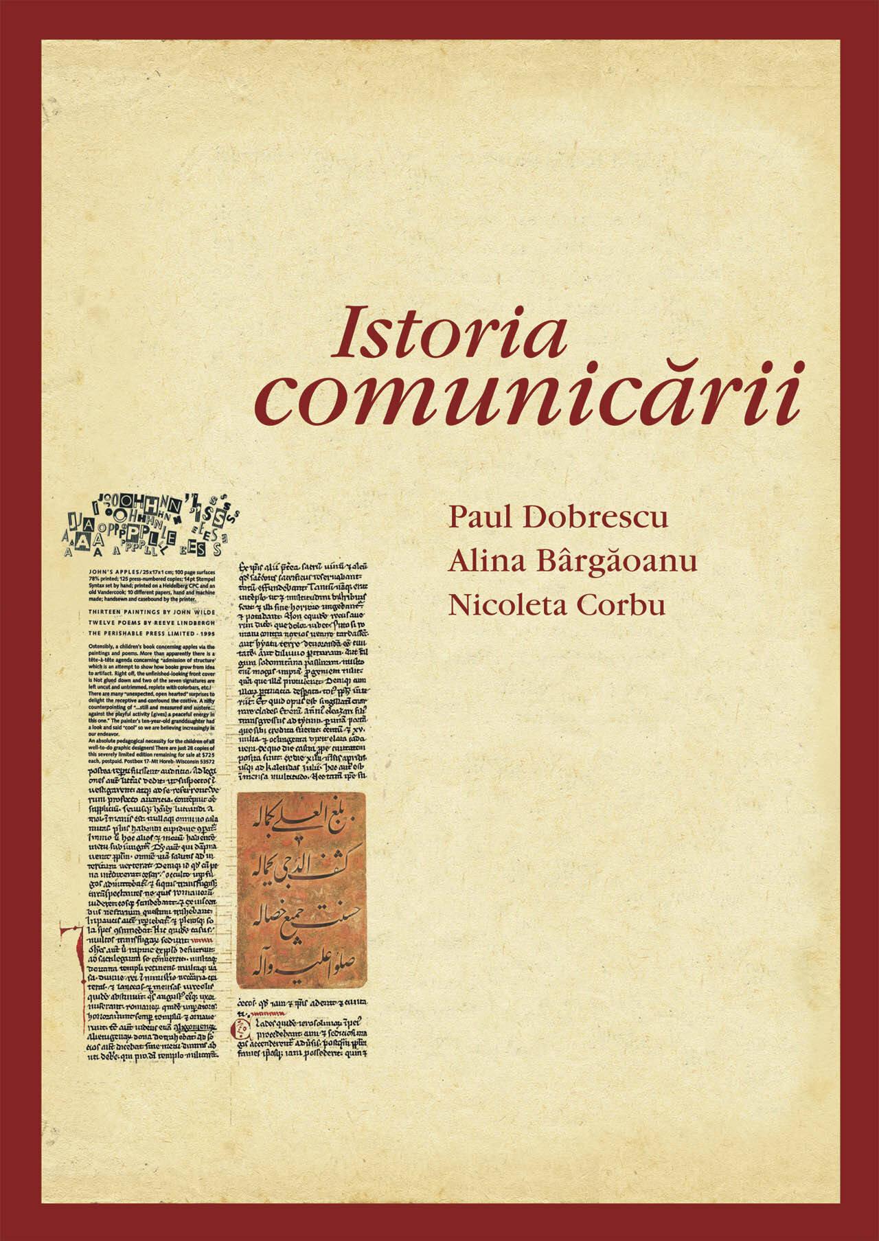 Istoria comunicarii (eBook)