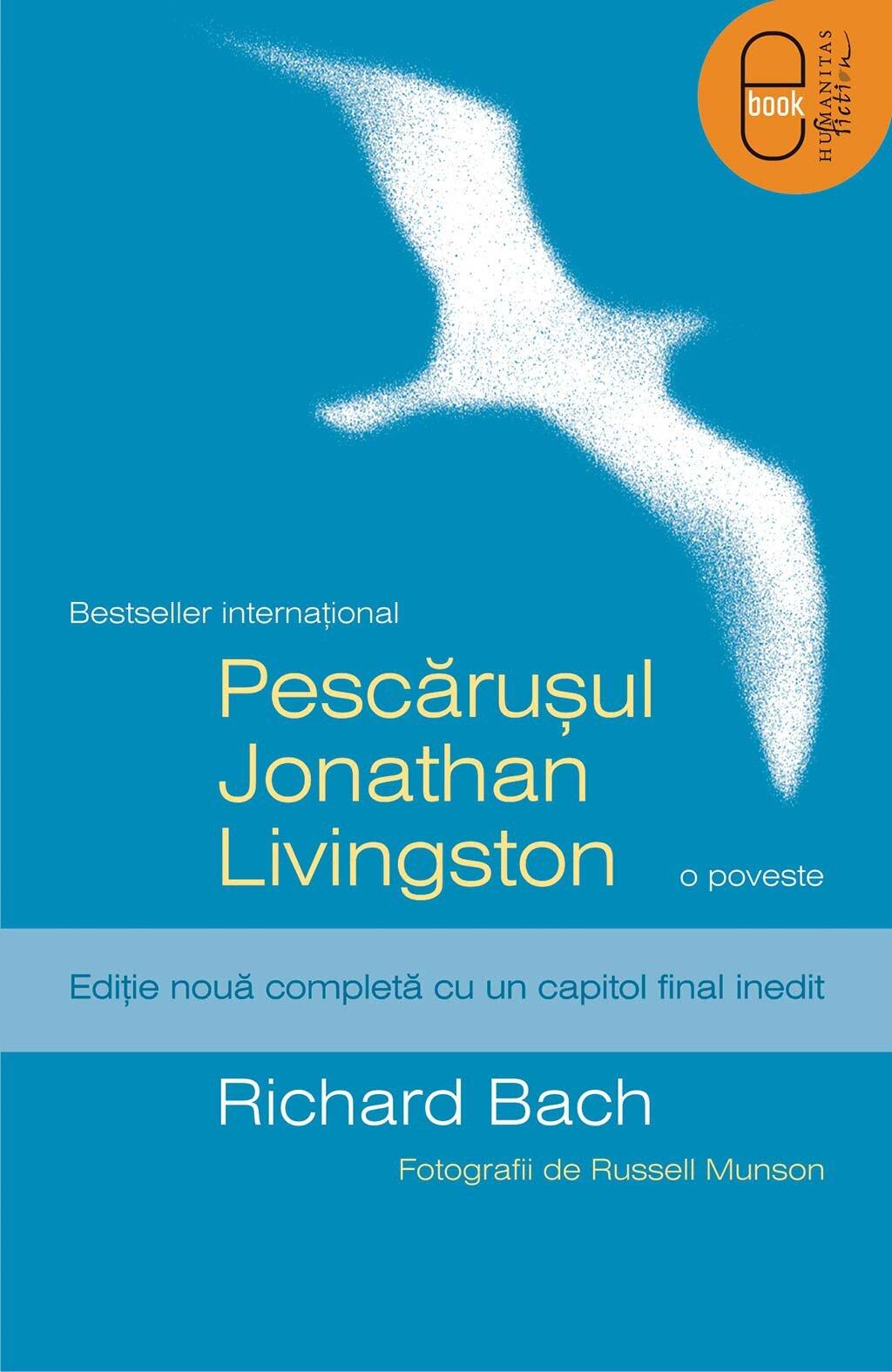 Pescarusul Jonathan Livingston. O poveste (eBook)