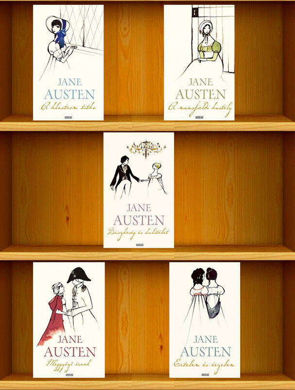 Jane Austen csomag (eBook)